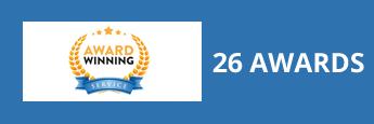 Essig pools 26 Awards