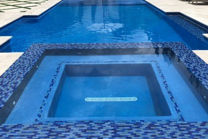 Pool remodel